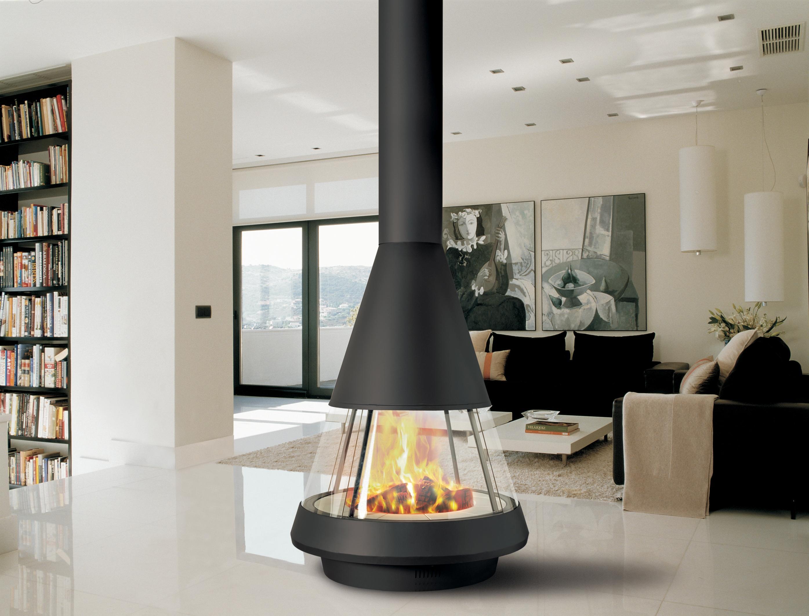 Preguntas frecuentes sobre estufas chimeneas y cocinas for Chimenea de gas en un piso
